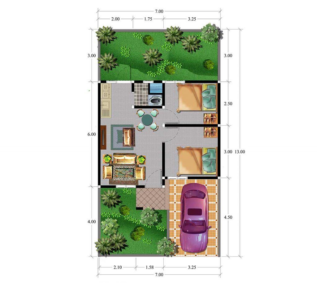 rumah-tipe-45