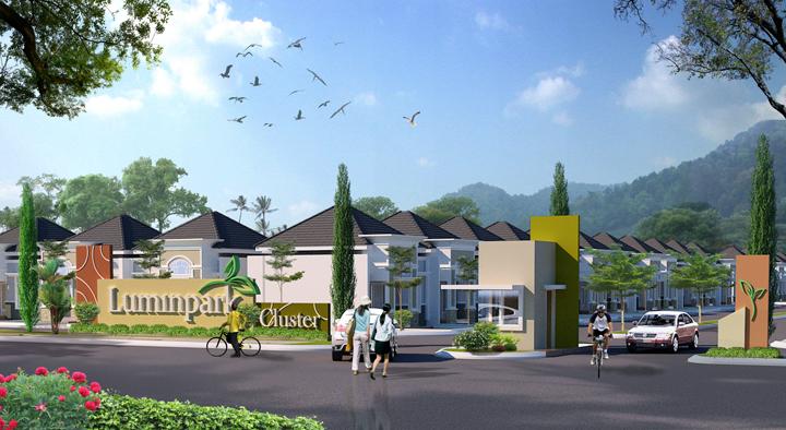 Review Rumah Unik Alam Asri Kota Padang